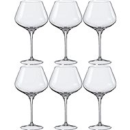Crystalex Sklenice na víno REBECCA 590ml 6ks - Sklenice na víno