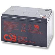 CSB GP12120 F2, 12V, 12Ah - Nabíjecí baterie