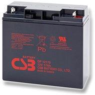 CSB GP12170, 12V, 17Ah - Nabíjecí baterie