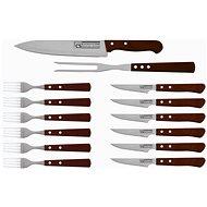 CS Solingen Sada steakových příborů nerez 14 ks CS-070243 - Sada příborů
