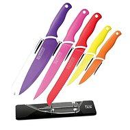 CS Solingen Sada nožů s antibakteriálním povrchem ve stojanu GOOD4U 6ks - Sada nožů