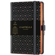 CASTELLI MILANO Copper&Gold Honey, velikost S Orange