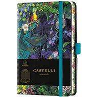 Zápisník CASTELLI MILANO Eden Lily, velikost S