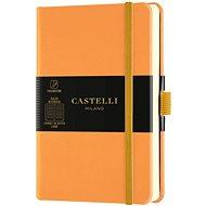CASTELLI MILANO Aqua Clementine, velikost S - Zápisník