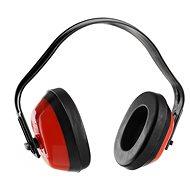 CXS Mušlové chrániče sluchu EP101, červené - Sluchátka