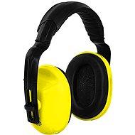 CXS Mušlové chrániče sluchu EP106, žluté - Sluchátka