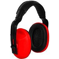 CXS Mušlové chrániče sluchu EP106, červené - Sluchátka