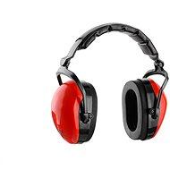 CXS Mušlové chrániče sluchu EP109-56, červené - Sluchátka