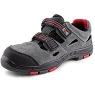 CXS Obuv sandal ROCK PHYLLITE S1P, šedá - Pracovní obuv