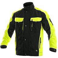 CXS Blůza SIRIUS BRIGHTON, černo-žlutá - Pracovní bunda