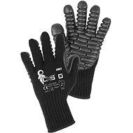CXS Rukavice AMET antivibrační, vel. 10 - Pracovní rukavice