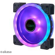 AKASA Vegas TLX  12cm ARGB ventilátor / AK-FN101