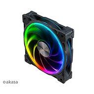 AKASA - SOHO AR - PWM, ARGB LED, 12 cm ventilátor / AK-FN108