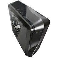 NZXT Phantom 410 kovově šedá - Počítačová skříň