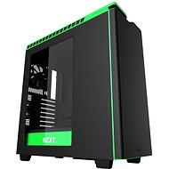 NZXT H440 černá/zelená - Počítačová skříň
