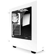NZXT S340 bílá - Počítačová skříň