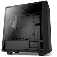 NZXT S340 Elite matná černá - Počítačová skříň