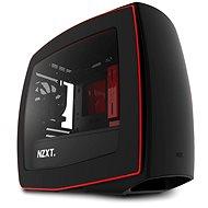NZXT Manta černo-červená - Počítačová skříň