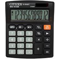 CITIZEN SDC812NR černá - Kalkulačka
