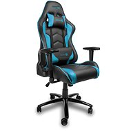 7e151a79632b CONNECT IT Gaming Chair modrá - Herní židle