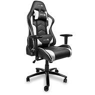 CONNECT IT Gaming Chair bílá - Herní židle