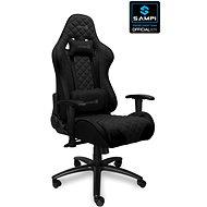 CONNECT IT Monaco Pro CGC-1200-BK, Black - Herní židle