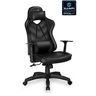CONNECT IT LeMans Pro CGC-0700-BK, black - Herní židle