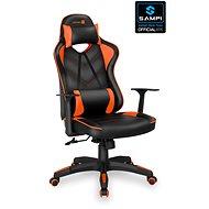CONNECT IT LeMans Pro CGC-0700-OR, orange - Herní židle
