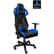 CONNECT IT AlienPro CGC-2600-BL, blue - Herní židle