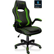 Herní židle CONNECT IT Matrix Pro CGC-0600-GR, green