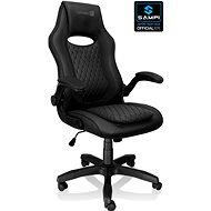 CONNECT IT Matrix Pro CGC-0600-BK, black - Herní židle