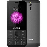 CUBE1 F400 Black - Mobilní telefon