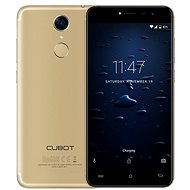 Cubot Note Plus Dual SIM LTE Gold - Mobilní telefon