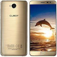 Cubot A5 zlatá - Mobilní telefon