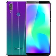 Cubot X19 Gradient Purple