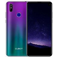 Cubot MAX 2 gradientní fialová - Mobilní telefon