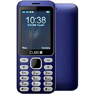 CUBE1 F600 modrá - Mobilní telefon