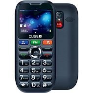 CUBE1 S100 Senior černá - Mobilní telefon