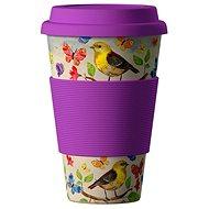 AREON Bamboo Cup Birds 400 ml - Termohrnek