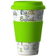 AREON Bamboo Cup Back to School 400 ml - Termohrnek