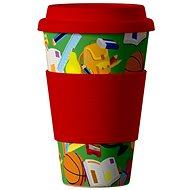 AREON Bamboo Cup School 400 ml - Termohrnek