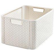 CURVER STYLE BOX L, 03616-885 - krémový - Box