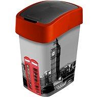 Curver Odpadkový koš 25l Flipbin London - Odpadkový koš