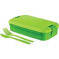 CURVER Svačinový box LUNCH & GO box, zelený - Svačinový box