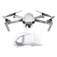 DJI Mavic Pro Fly More Combo Platinum + DJI Goggles - Smart drone