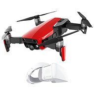 DJI Mavic Air Fly More Combo Flame Red + DJI Goggles - Smart Drone