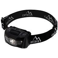 Cattara Headtorch LED 80lm Black - Headlamp