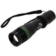 Baterka Cattara Svítilna kapesní LED 150lm ZOOM 3 funkce - Baterka