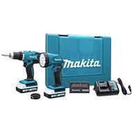 Makita DF457DWLX 18V, 2x1,3Ah
