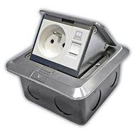 Datacom Datová zásuvka PODLAHOVÁ UTP CAT5E 2161 - Zásuvka